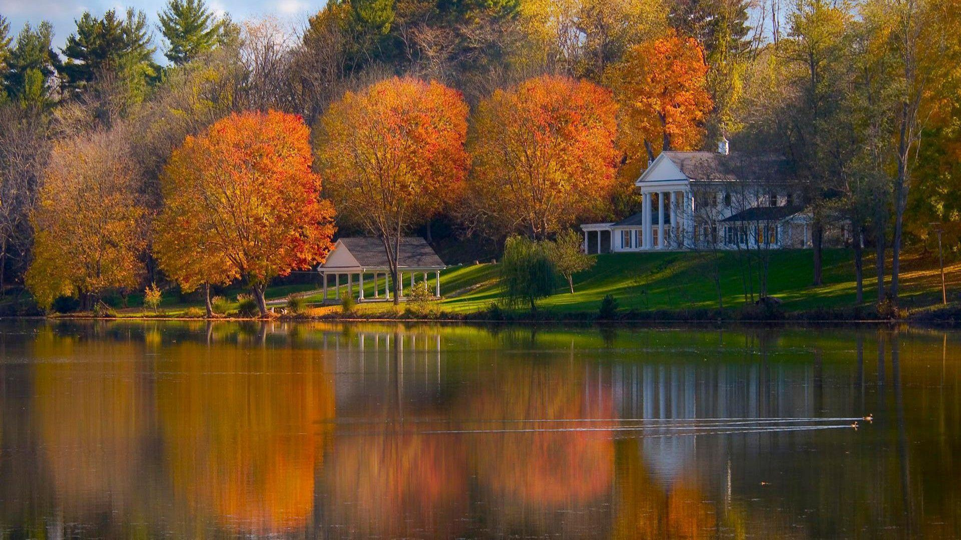 Nature Images 2mb: Autumn Landscape Wallpapers