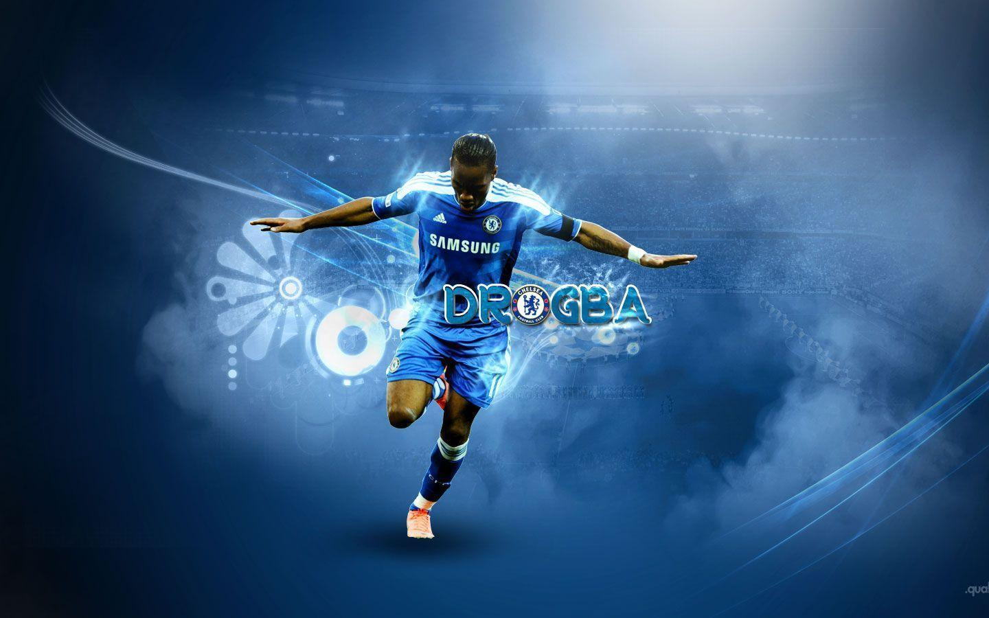 Drogba Chelsea Wallpapers