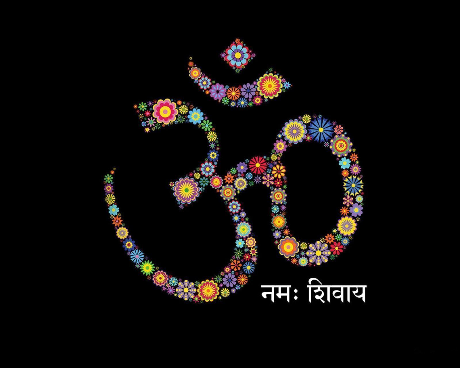 Hinduism Symbol Om Desktop Wallpapers HD Photos Free