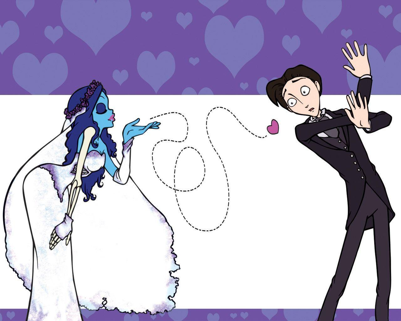 DeviantArt: More Like Corpse Bride Wallpapers by QueenOfTheCute