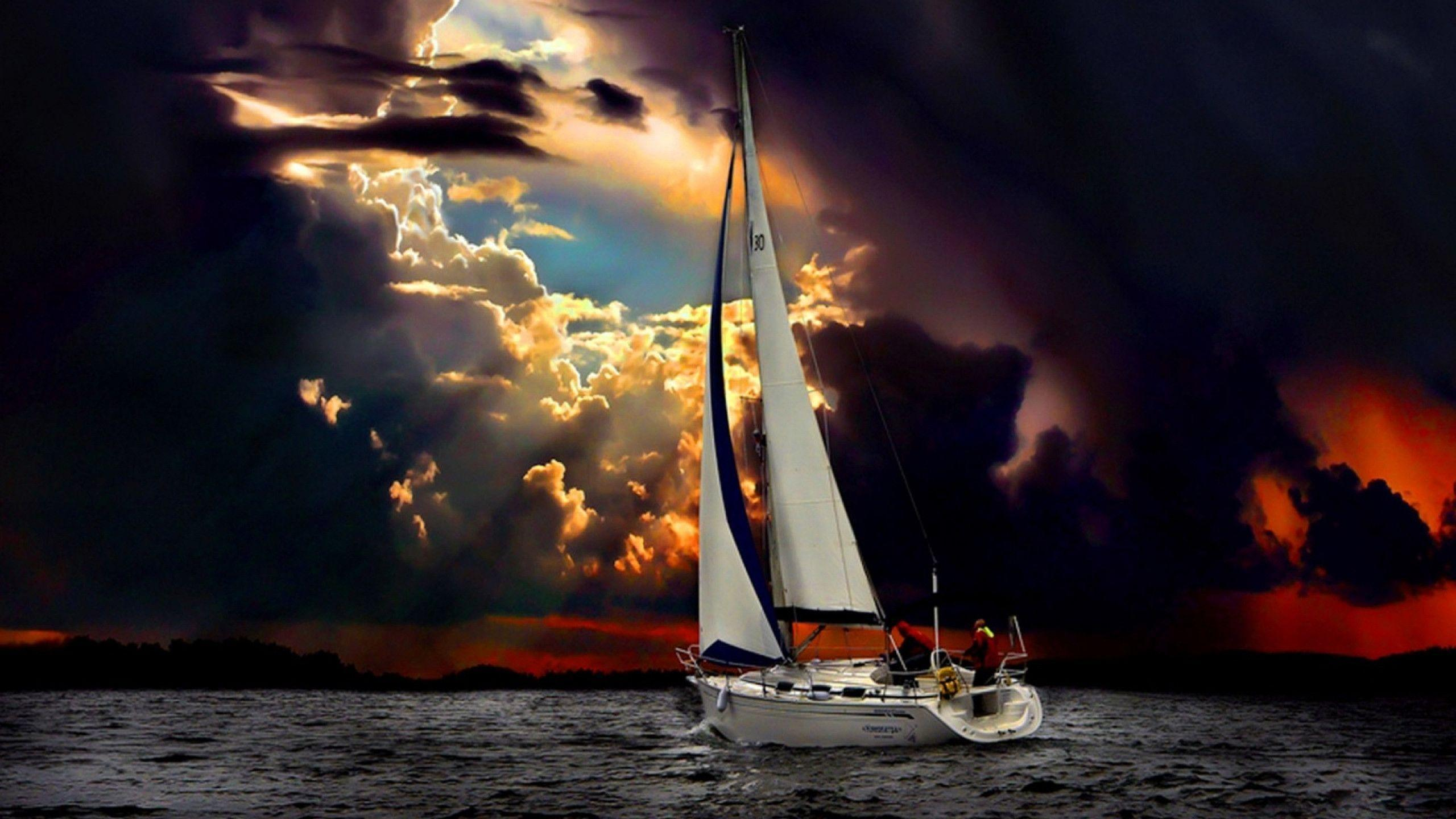 hungry for sailboat wallpaper - photo #5