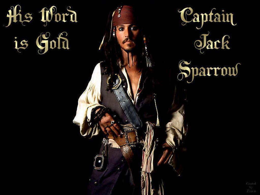 Captain Jack Sparrow - Captain Jack Sparrow Wallpaper (16949893 ...