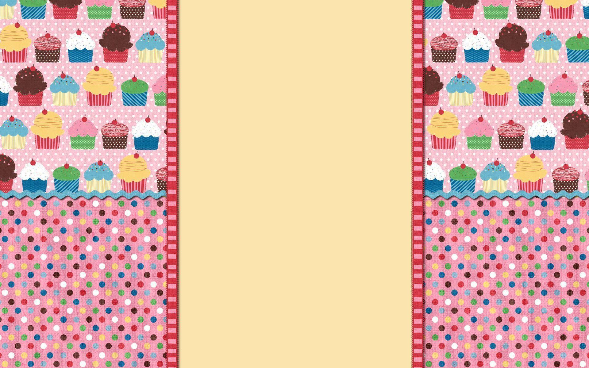 Pink Cupcake Backgrounds - Wallpaper Cave