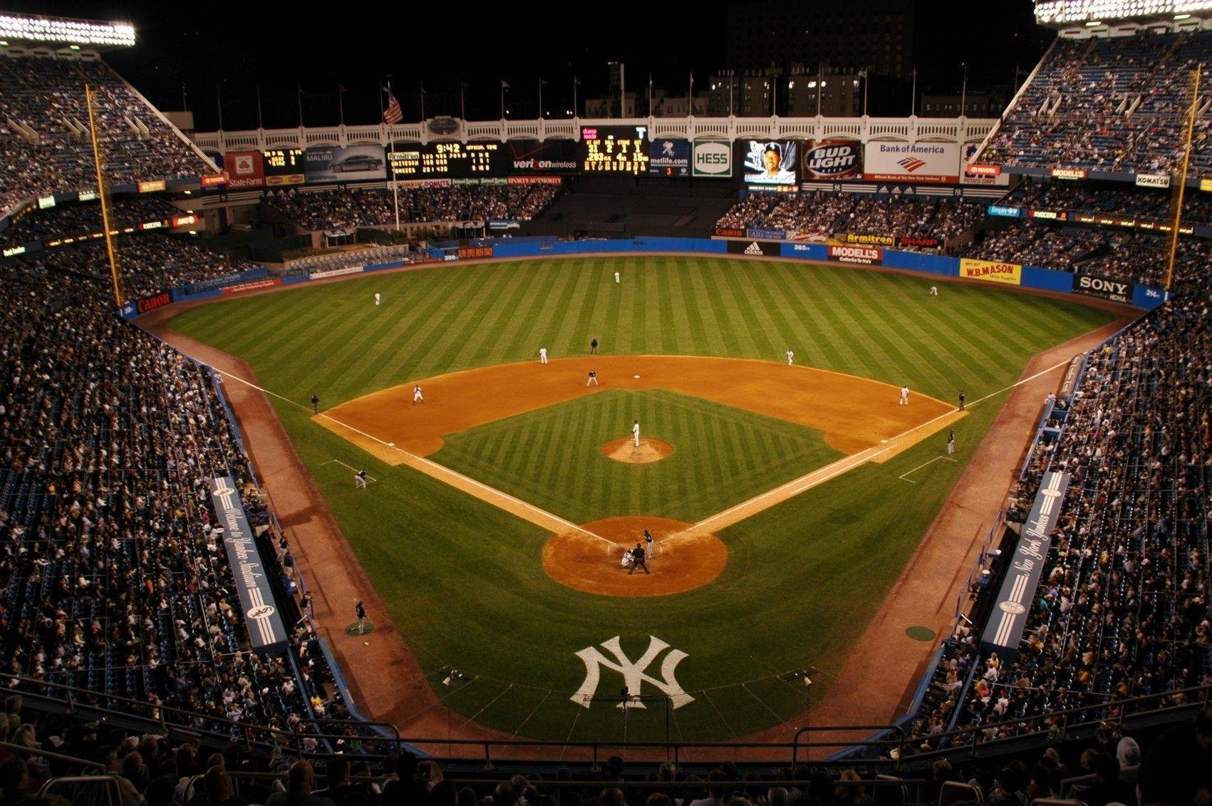 Images For > Old Yankee Stadium Wallpaper Hd