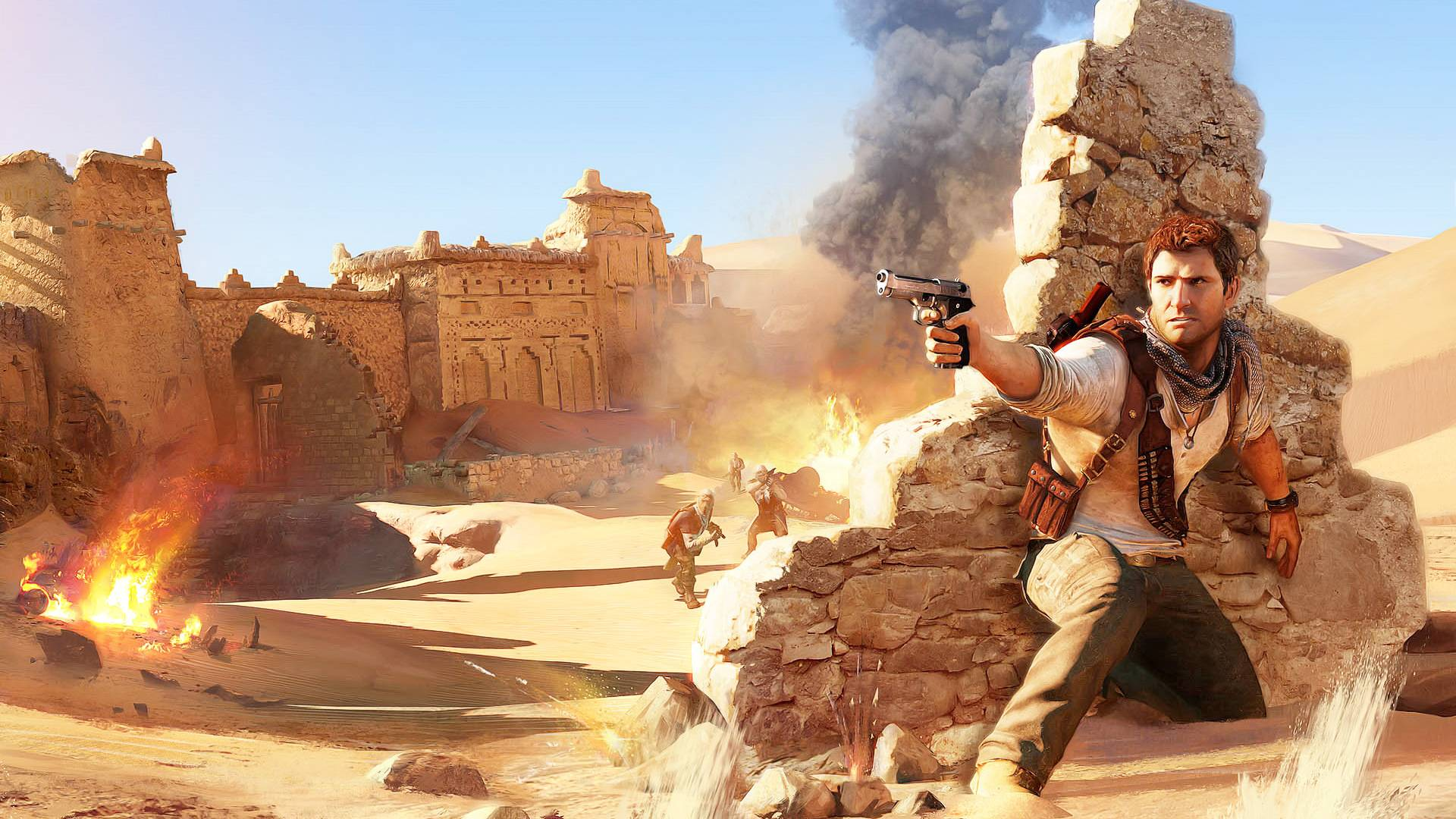 Uncharted 3 Wallpapers in HD « GamingBolt.com: Video Game News ...