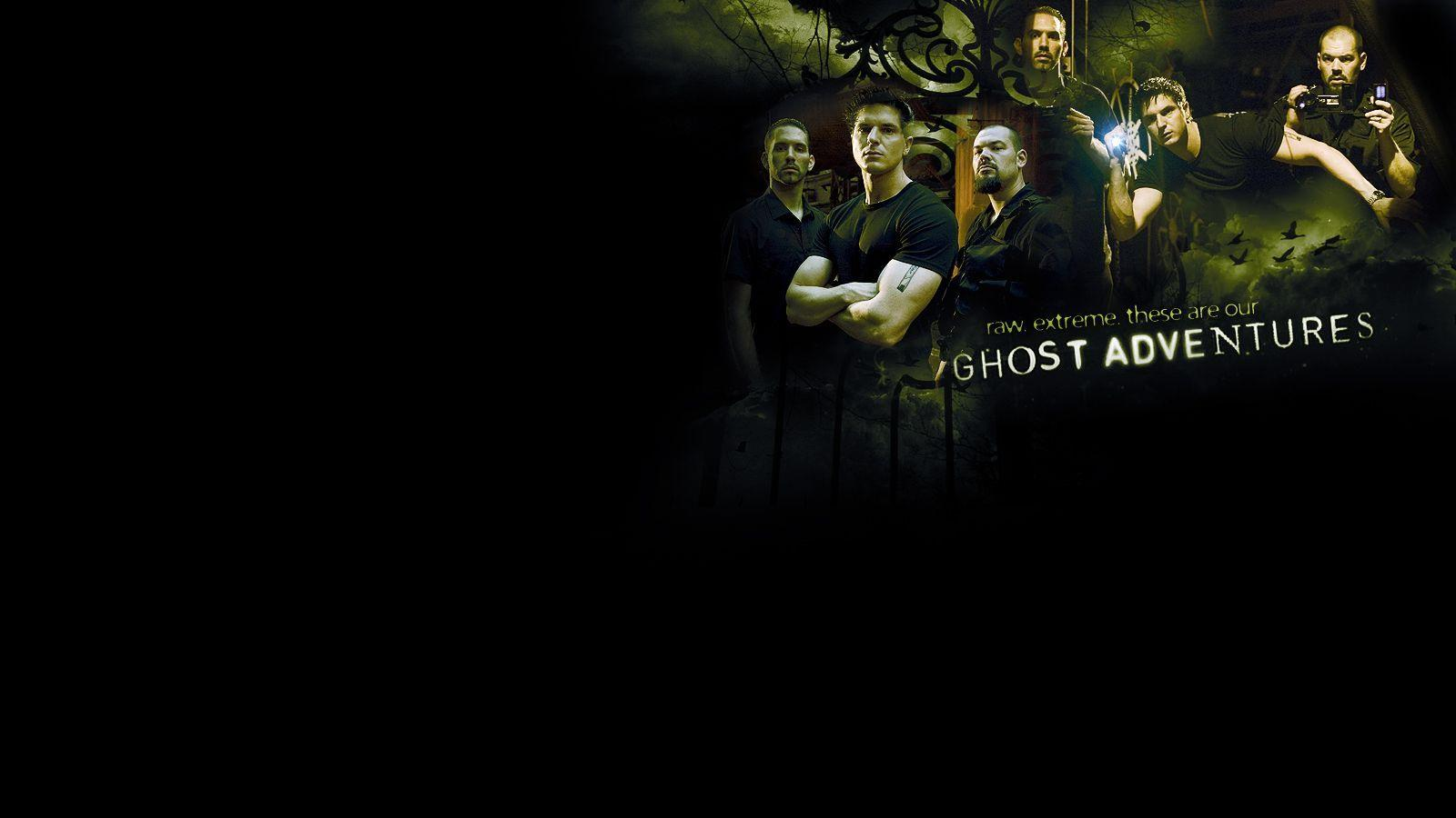 ghost adventures wallpapers - wallpaper cave