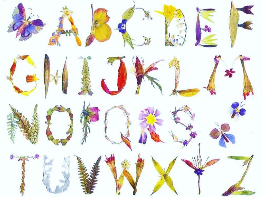 wallpapers alphabet backgrounds - photo #40