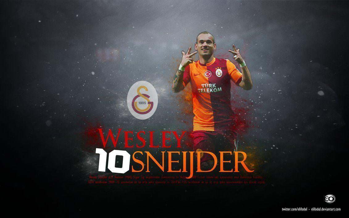 Wesley Sneijder Wallpapers Wallpaper Cave