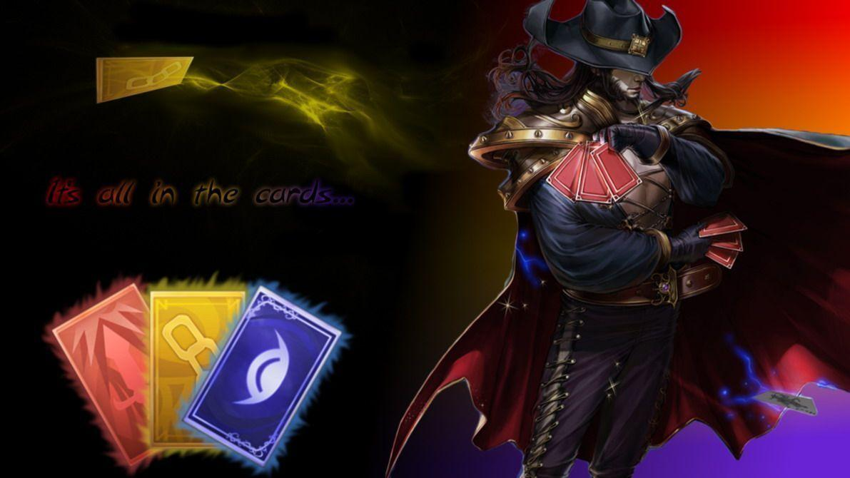 Twisted Fate Backgrounds - Wallpaper Cave