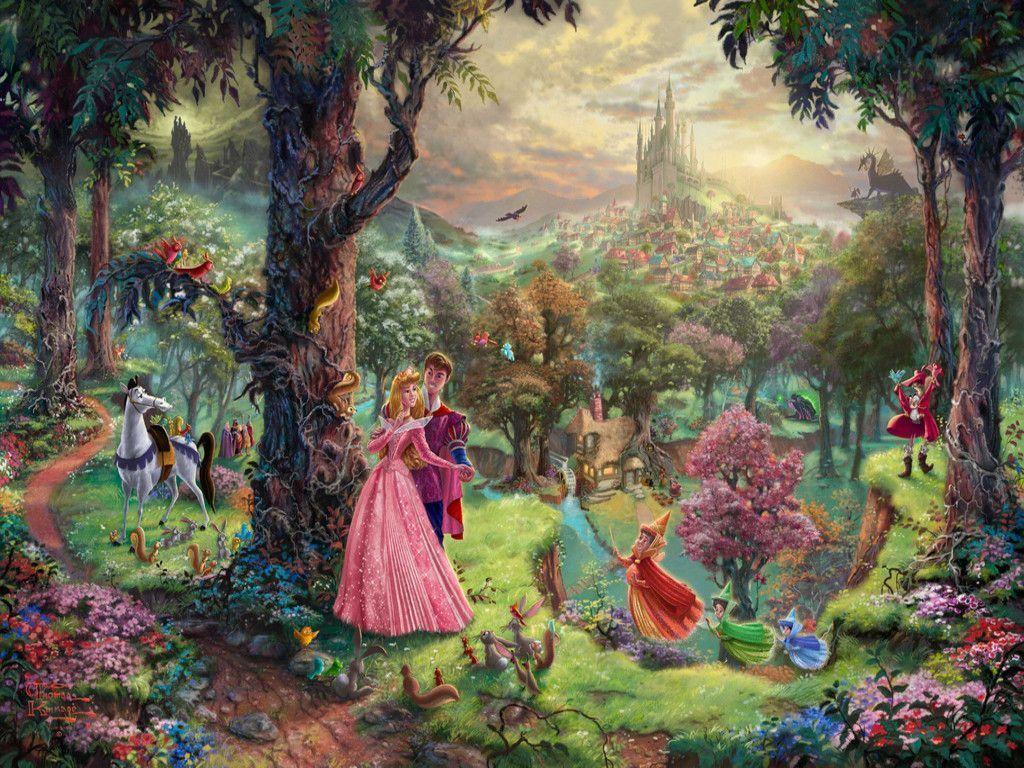 Sleeping Beauty Wallpapers Disney Princess - Wallpaper Cave