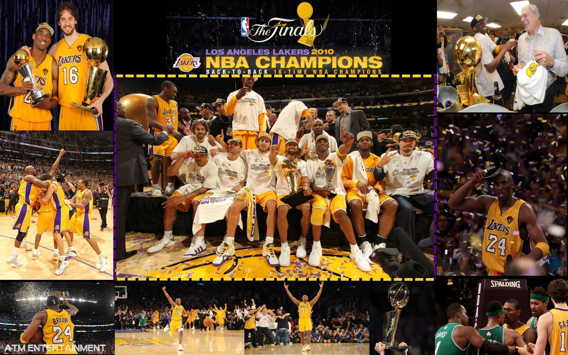Lakers Championship Wallpapers - Wallpaper Cave