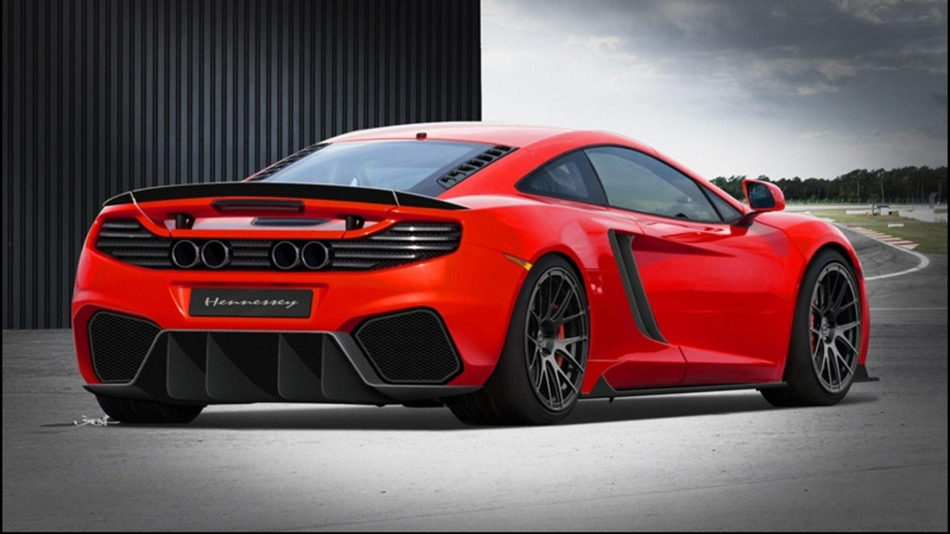Red McLaren Cars Wallpapers Picture 2890 Wallpapers