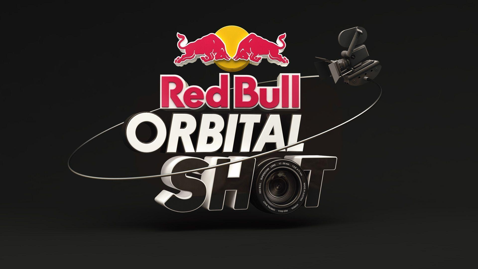 3D Logo for Red Bull s Orbital Wallpapers 1920x1080