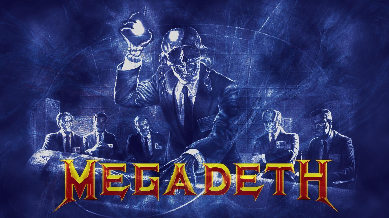 Megadeth Backgrounds Wallpaper Cave