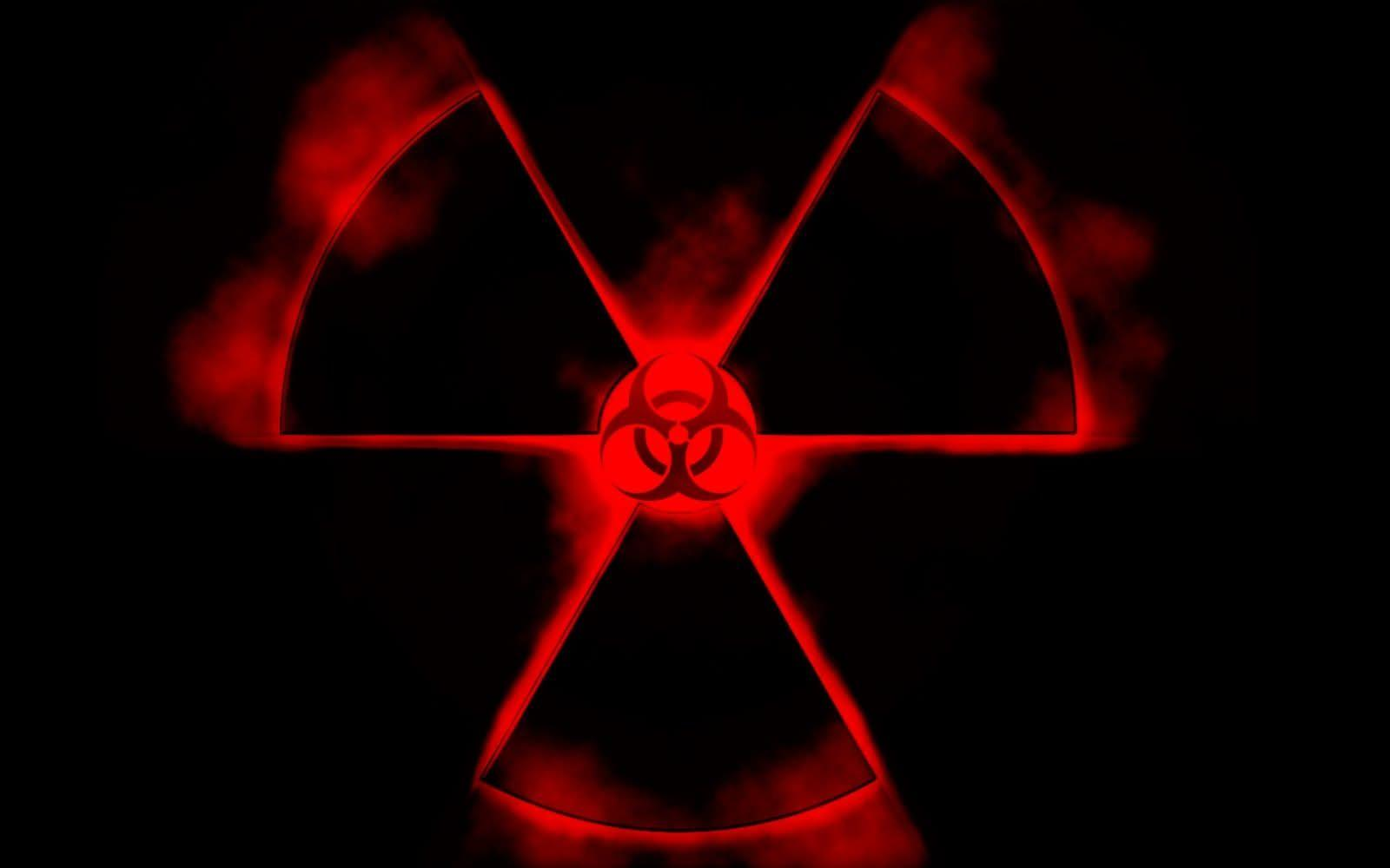 Radioactive Zombie Wallpaper Biohazard Symbol Wallp...
