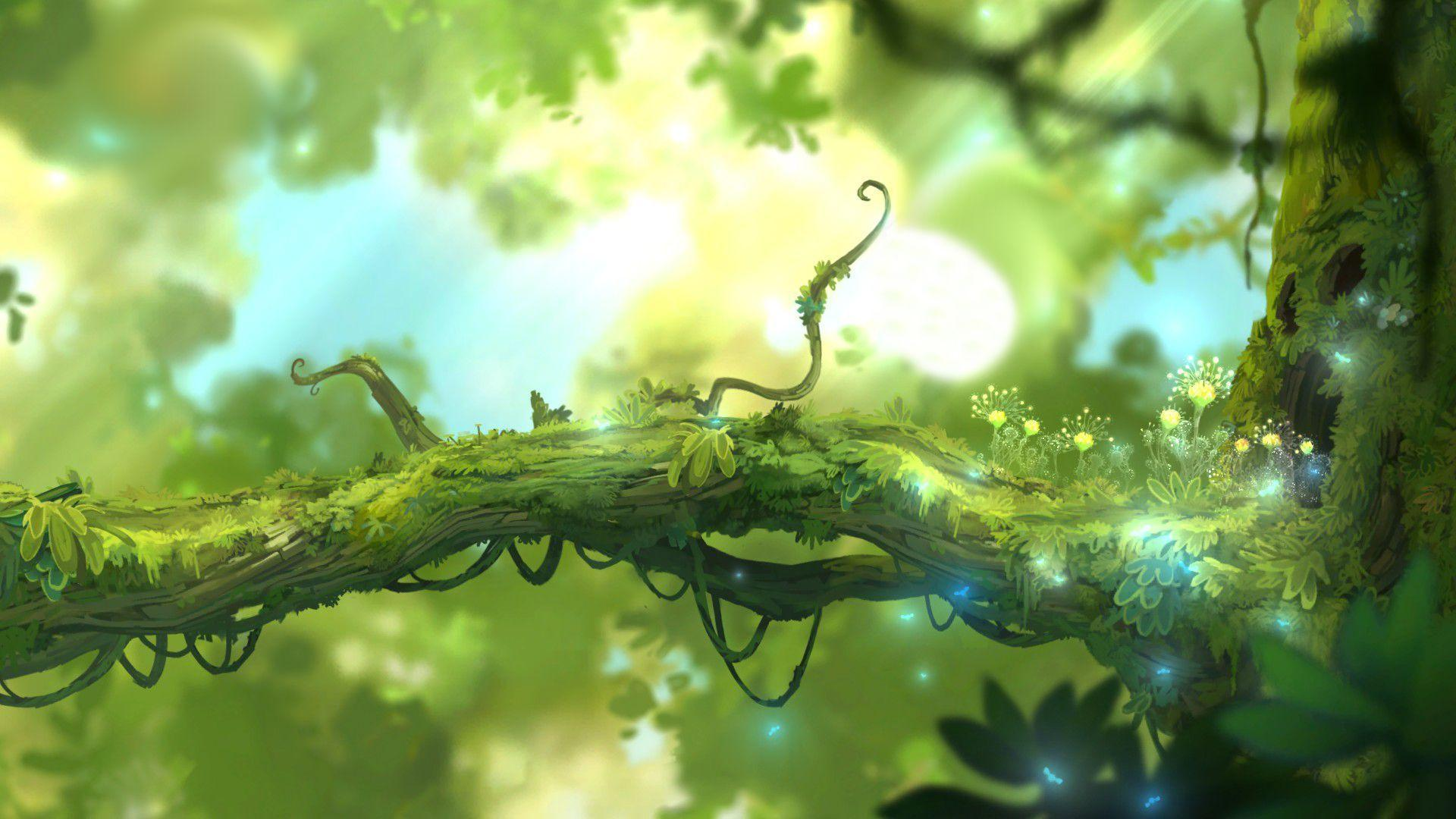 Rayman Origins wallpapers by otrixx