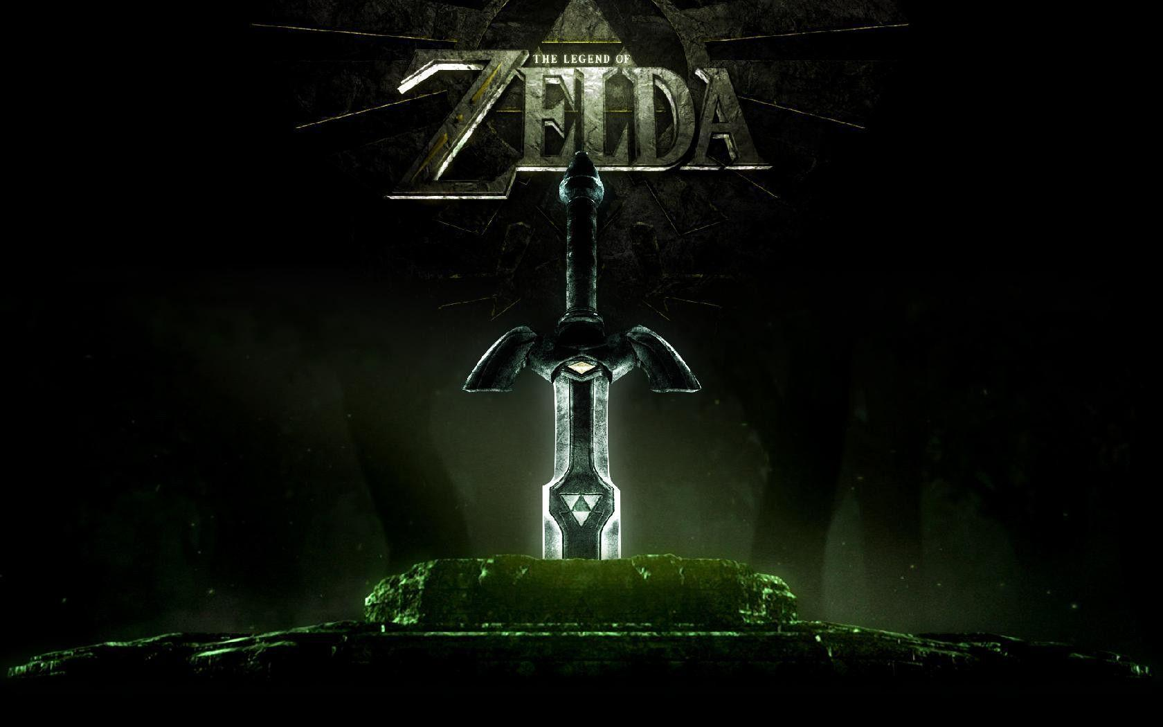 Wallpapers da semana: The Legend of Zelda