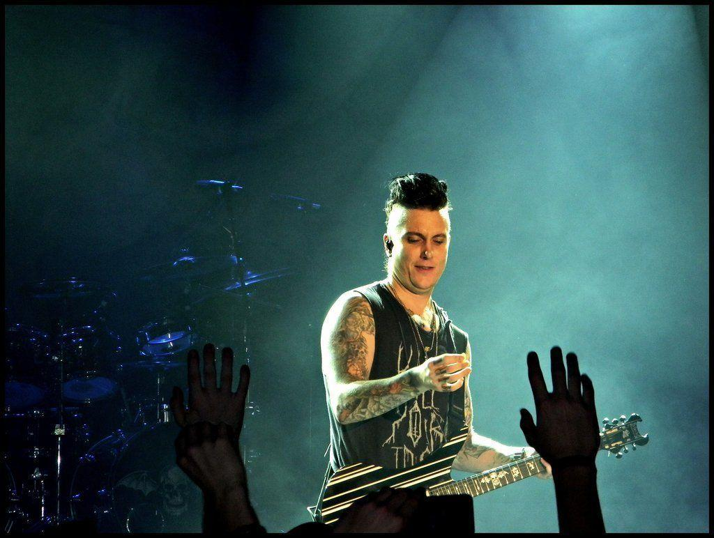 Synyster Gates 2015 Wallpapers Wallpaper Cave