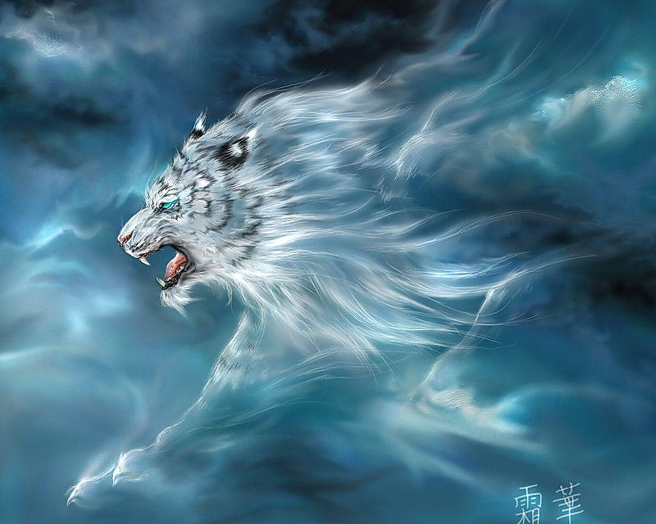 Awesome White TIger Wallpapers HD Desktop 71463 Wallpapers