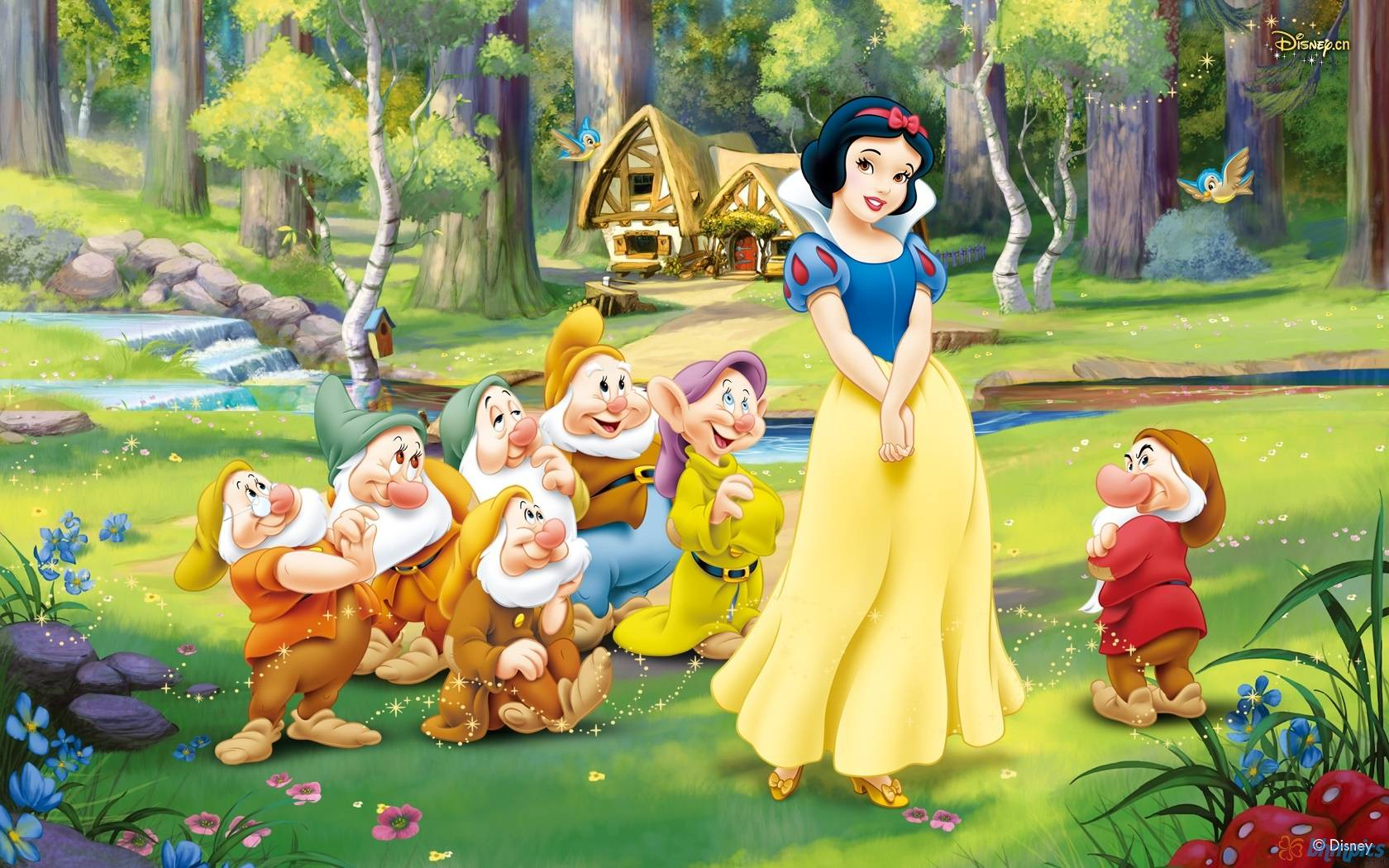 Snow White Wallpapers Wallpaper Cave