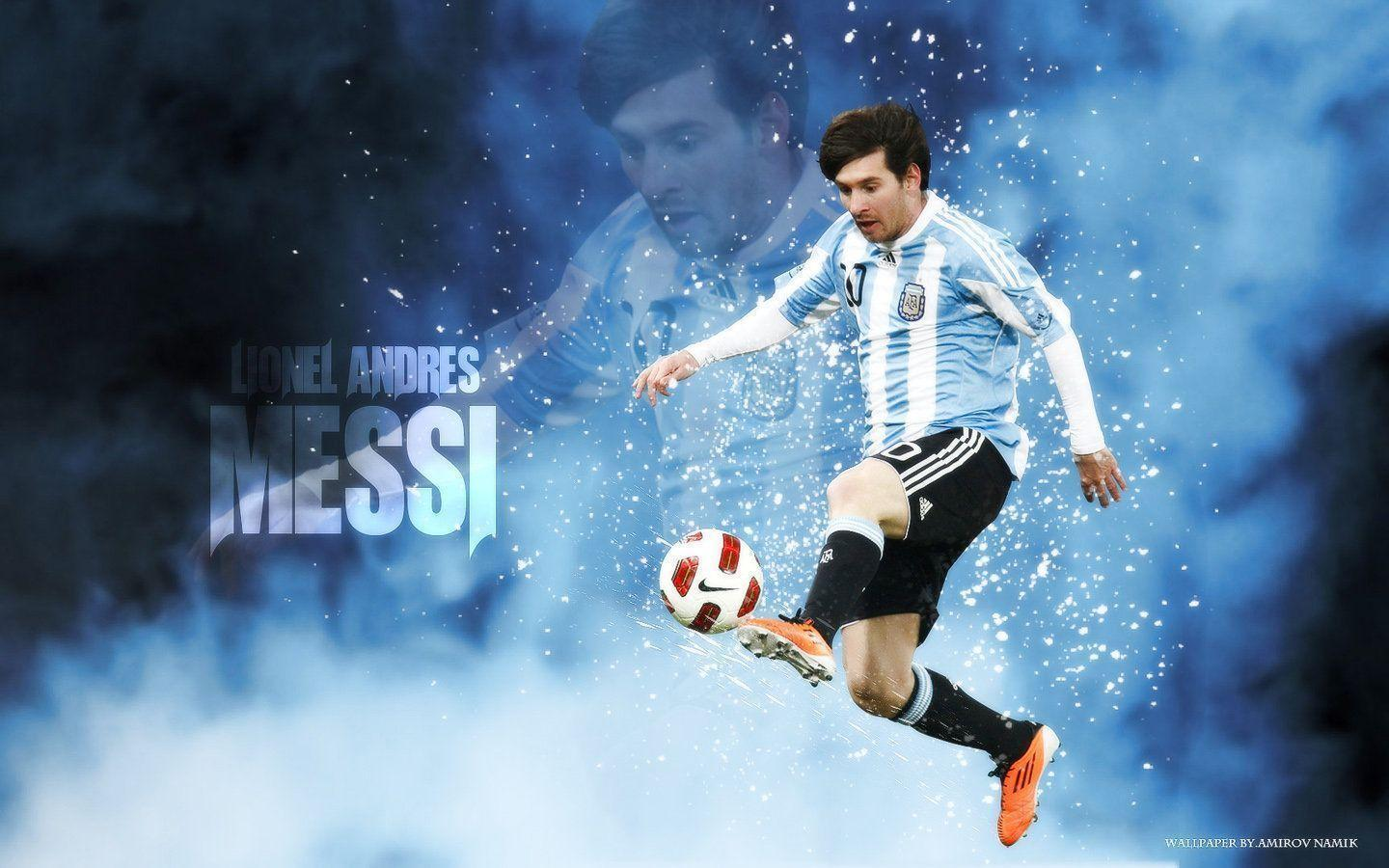 Lionel Messi Wallpapers - Digital HD Photos