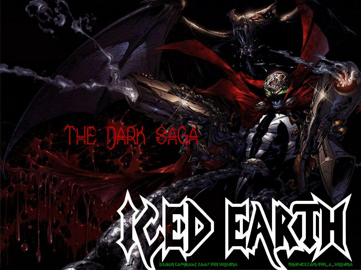 <b>Iced Earth Wallpapers</b> - <b>Wallpaper</b> Cave