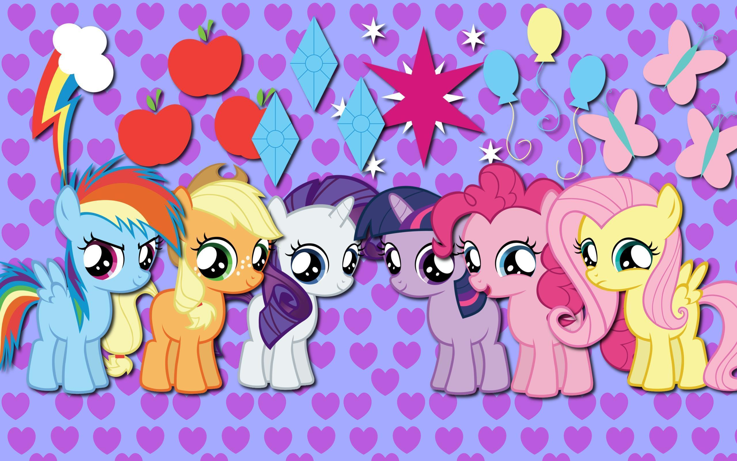 My Little Pony Friendship is Magic Wallpapers Free For PC