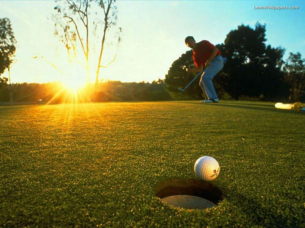 Golf Backgrounds Image