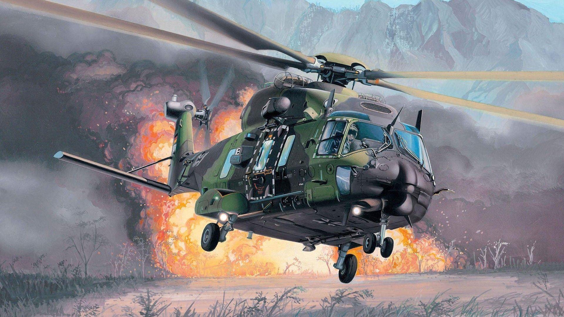 helicopter wallpaper hd desktop - photo #38