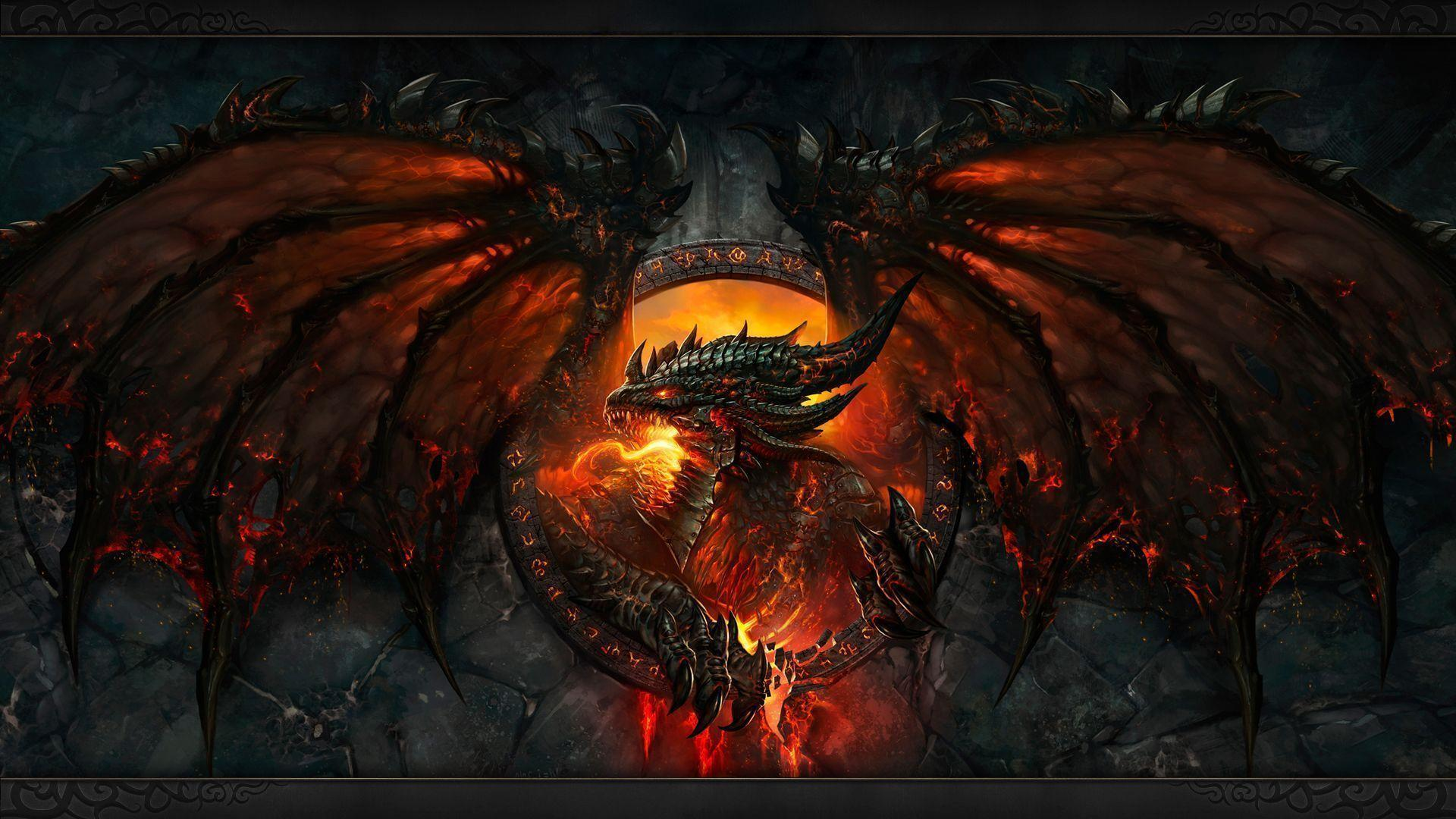 Wow Cataclysm Wallpapers Wallpaper Cave