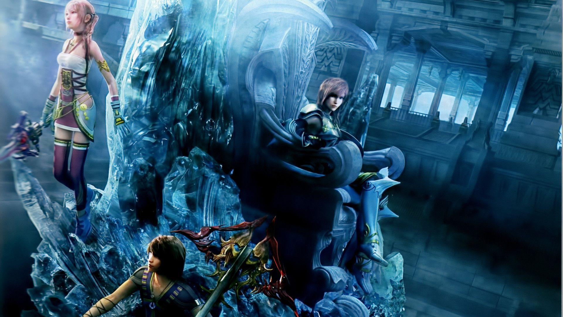 Final Fantasy XIII Wallpapers 1080p - Wallpaper Cave