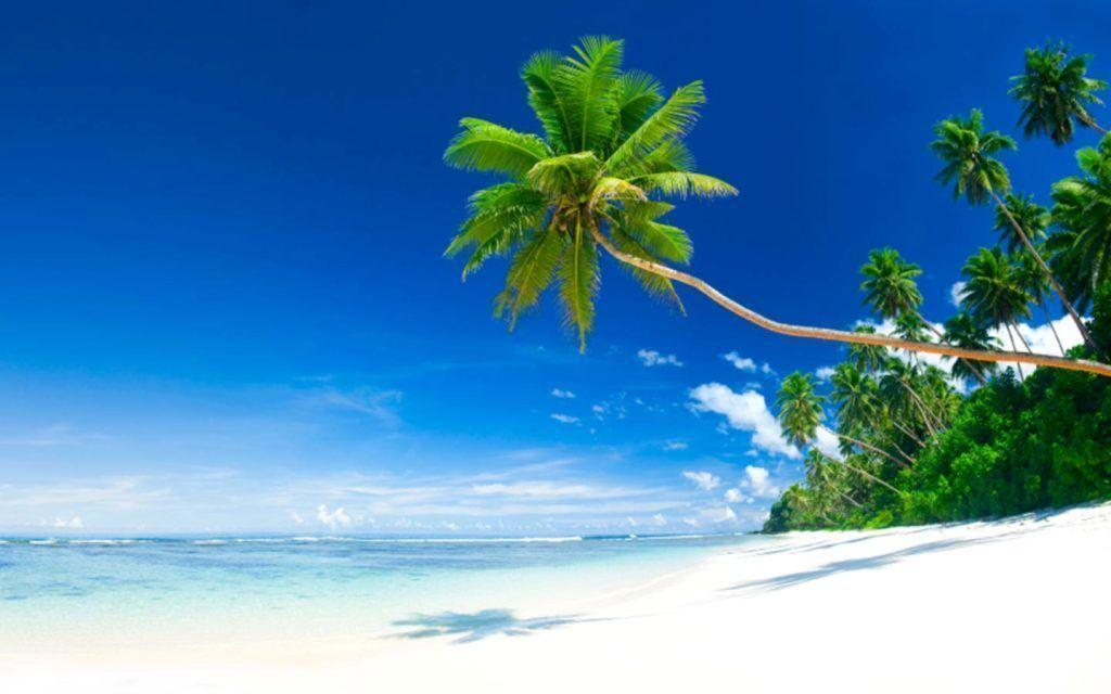 Tropical Beach Desktop Backgrounds