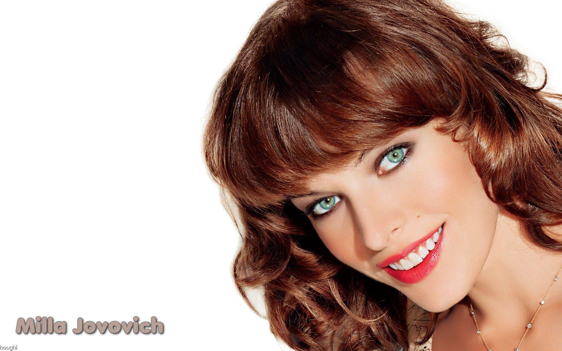 Milla Jovovich Hd Wallpapers Wallpaper Cave