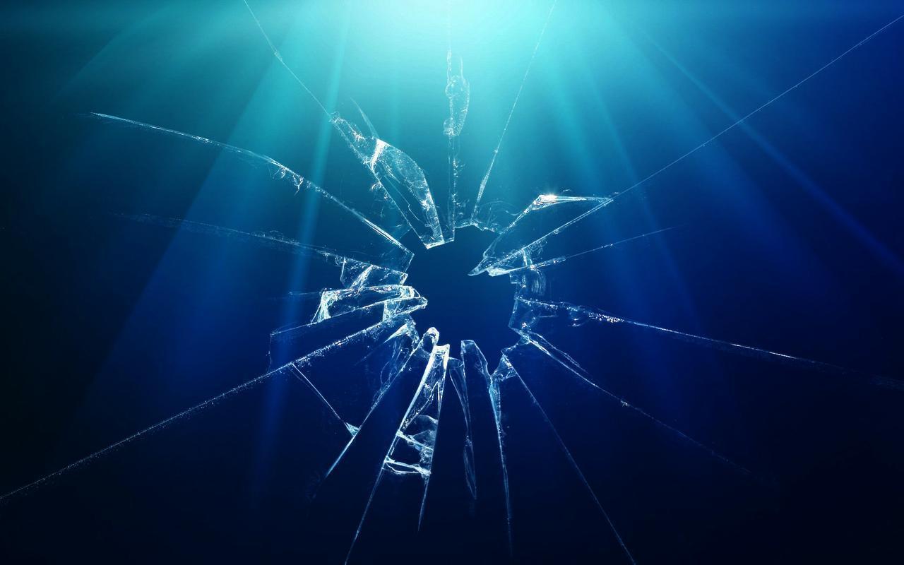 Glass Windows 10 Wallpaper : Broken glass backgrounds wallpaper cave