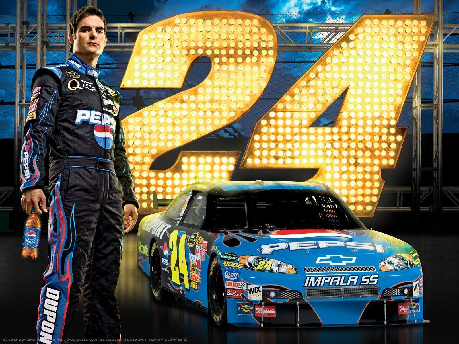 Jeff Gordon Pepsi Wallpaper