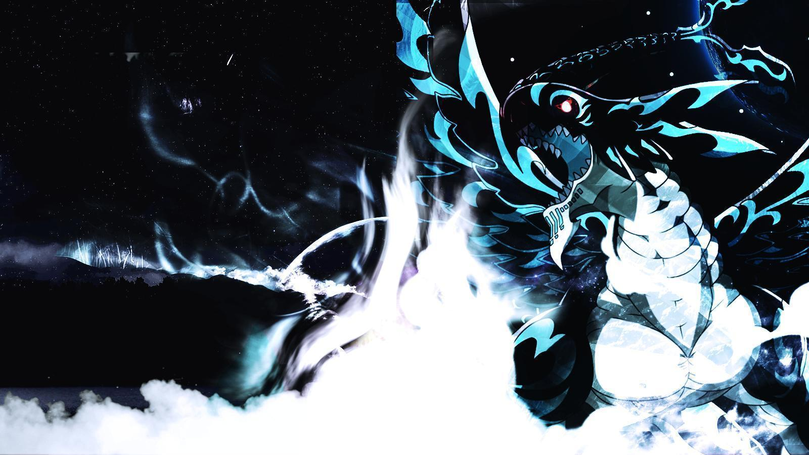 DeviantArt: More Like Fairy Tail Wallpapers Acnologia by masterdoom50