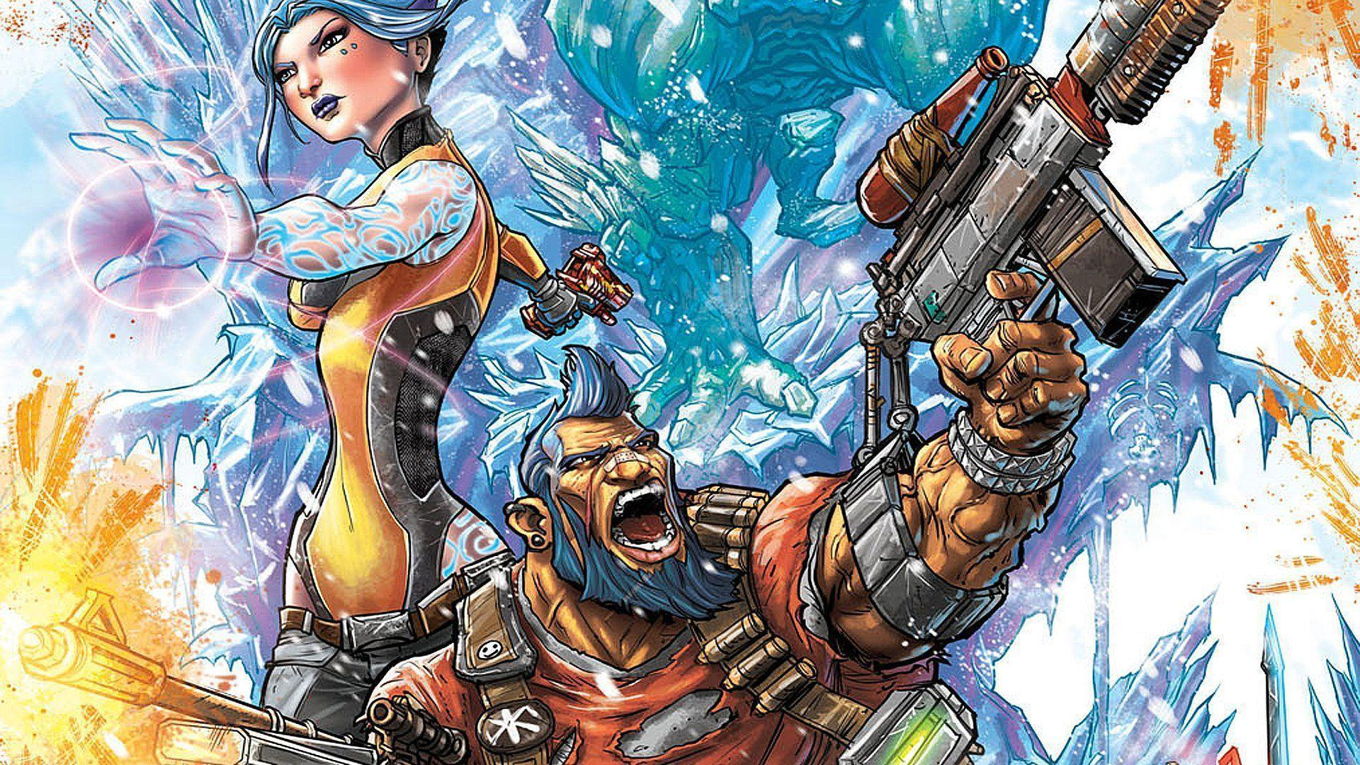 Borderlands 2 Hd Wallpapers and Backgrounds