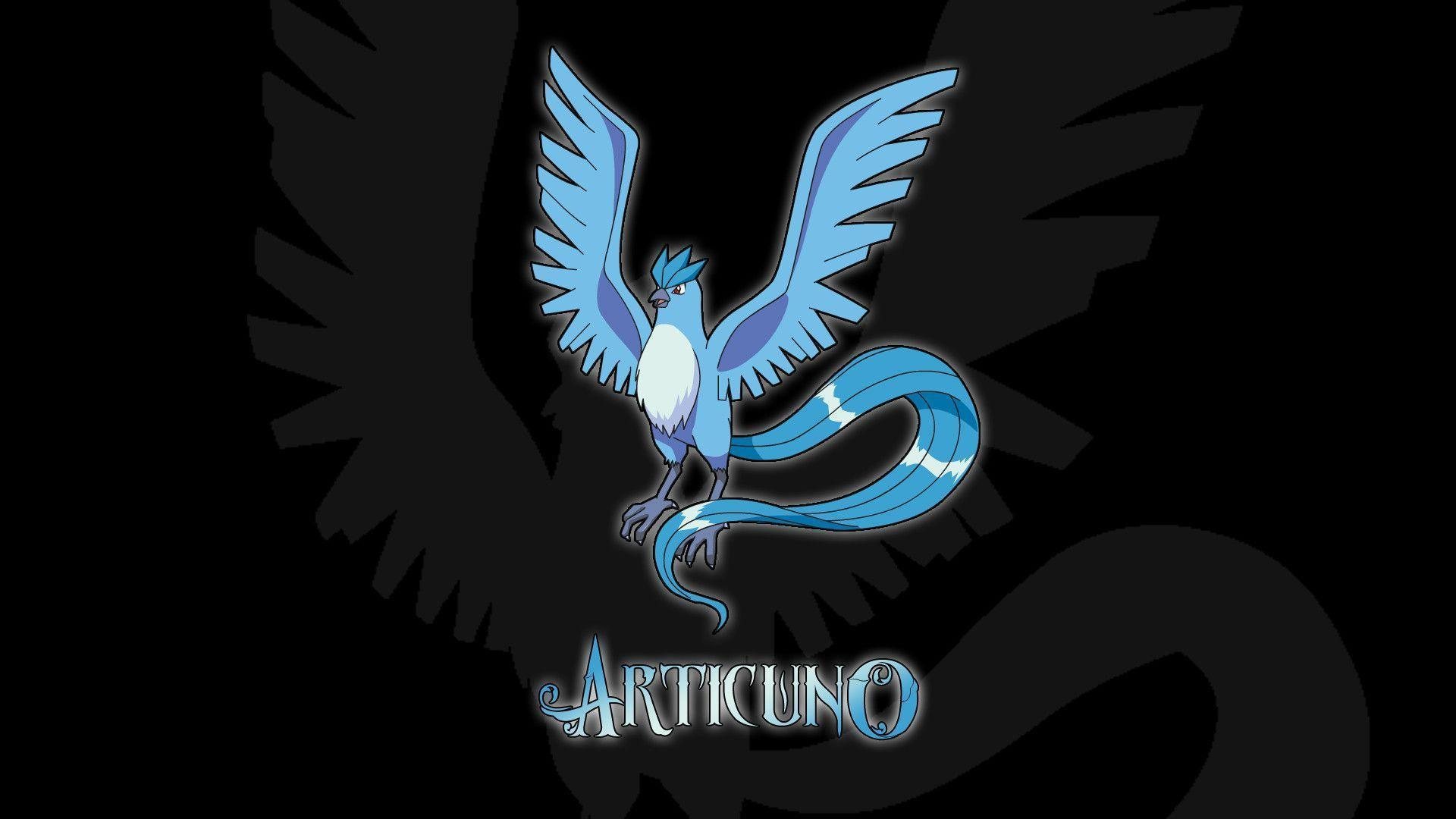 Articuno Wallpapers Wallpaper Cave