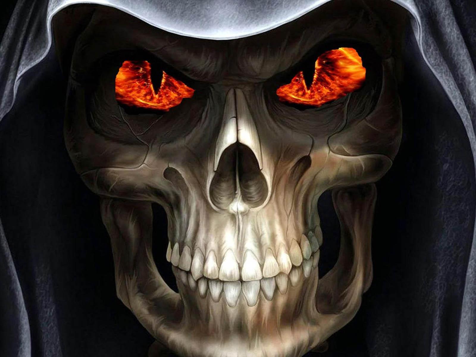 horror skull wallpapers - www.wallpaper-free-download.com