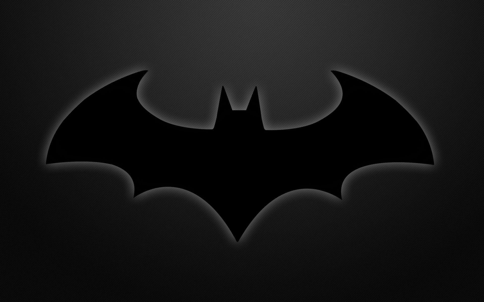 Batman symbol wallpaper high quality resolutions wallpapers and