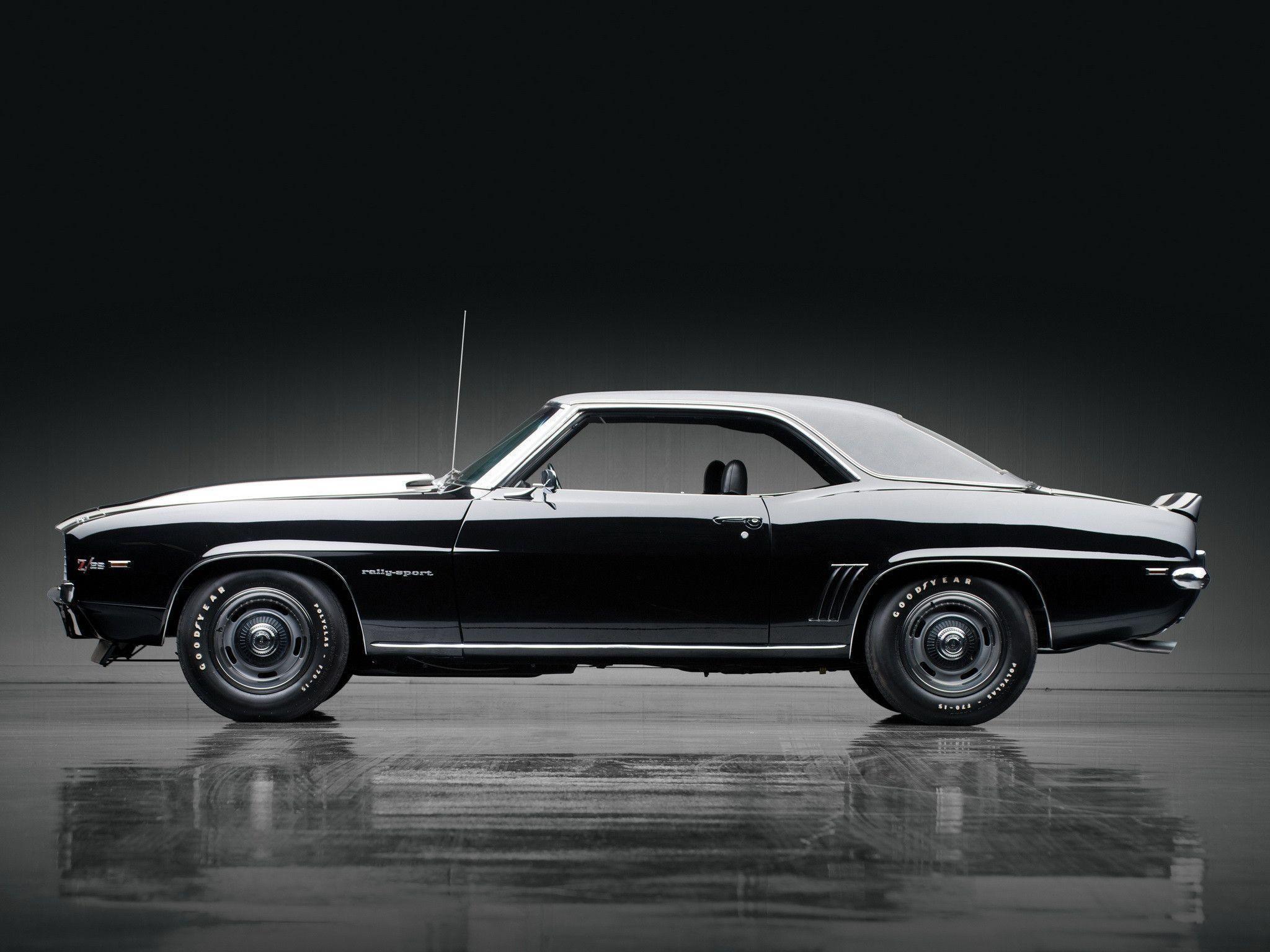 69 Camaro Wallpapers -...1969 Camaro Hd Wallpaper