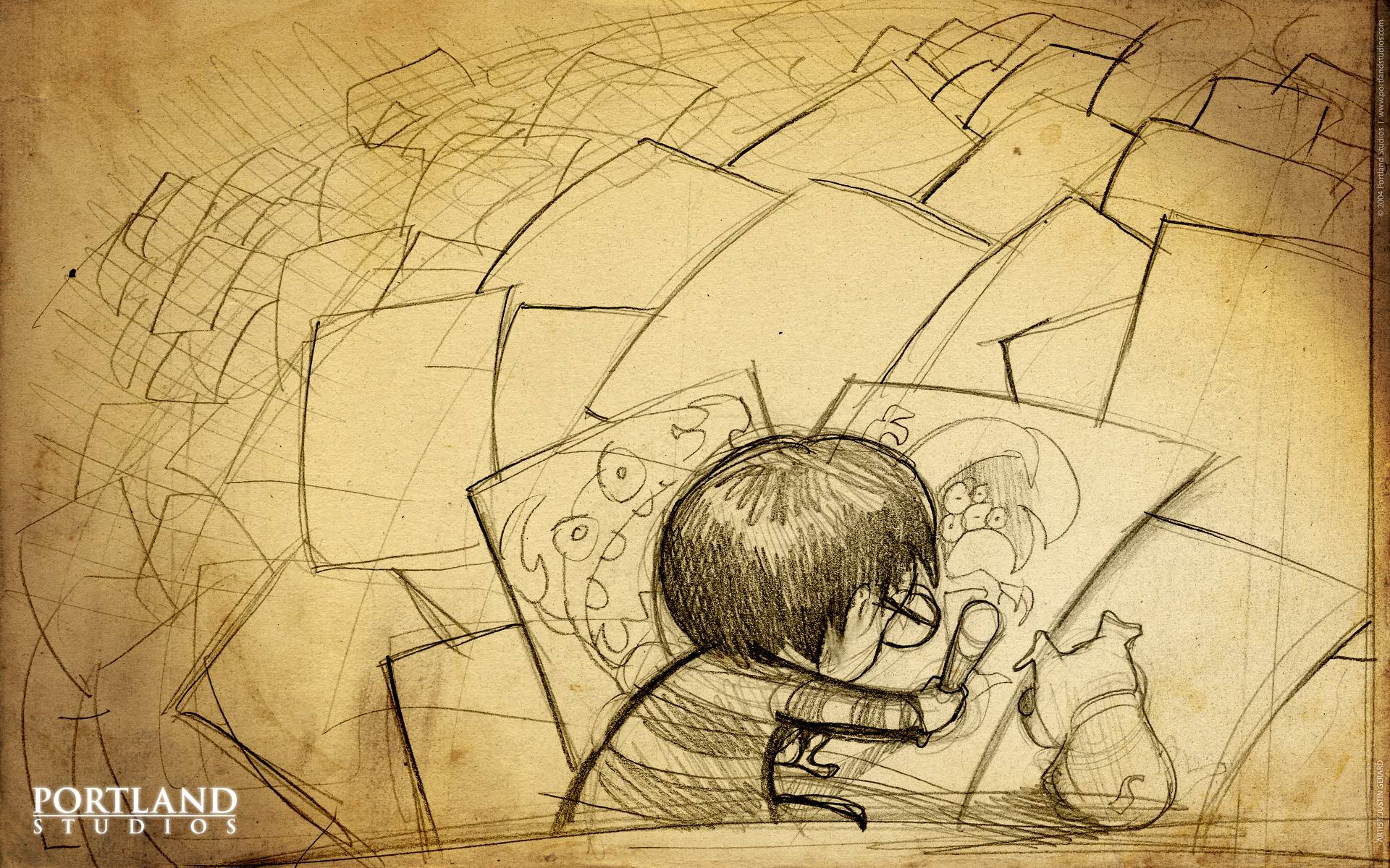 Doodle Wallpapers - Wallpaper Cave