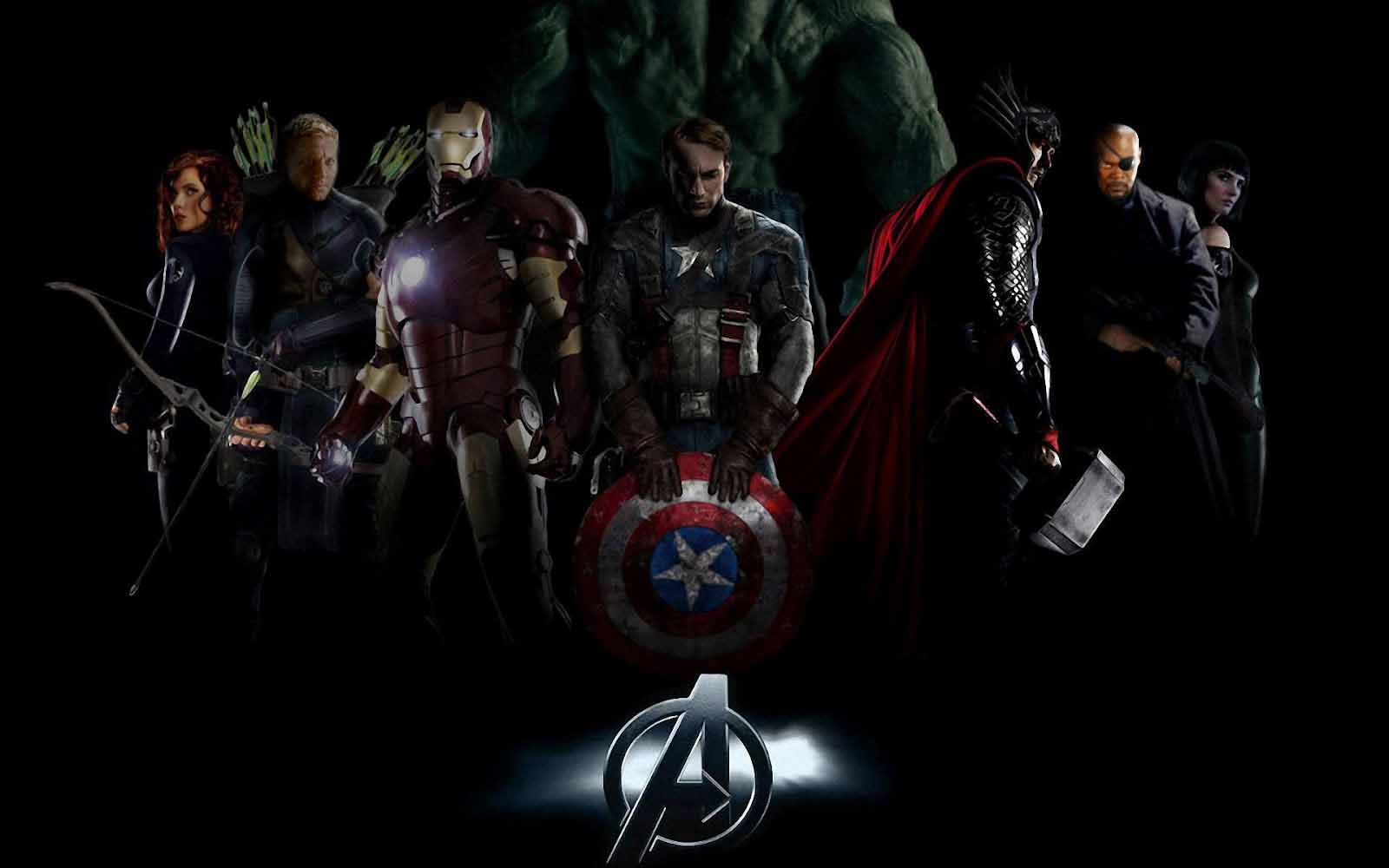 avengers comic logo wallpaper - photo #33