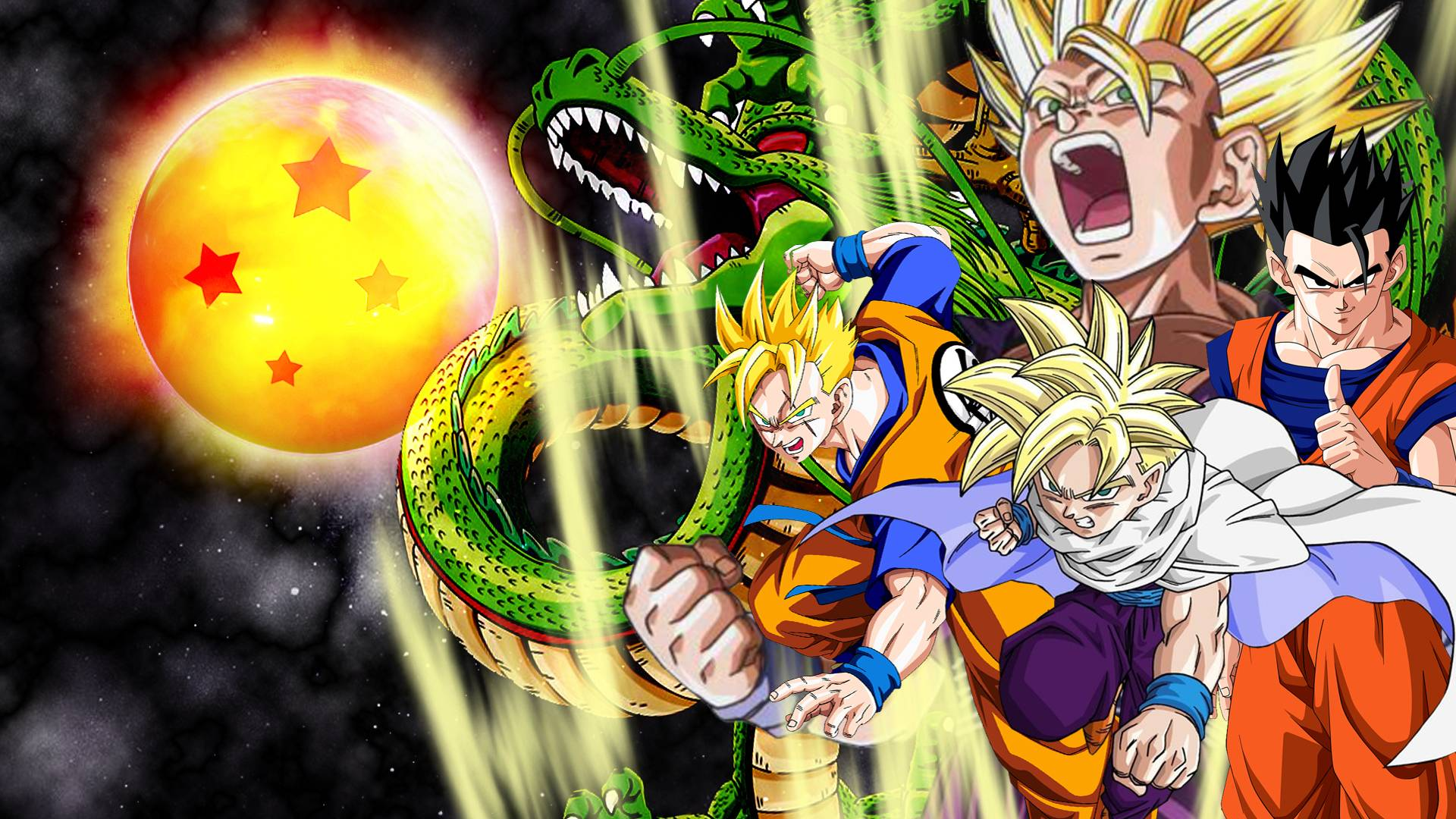 Gohan wallpapers wallpaper cave - Dragon ball z gohan images ...