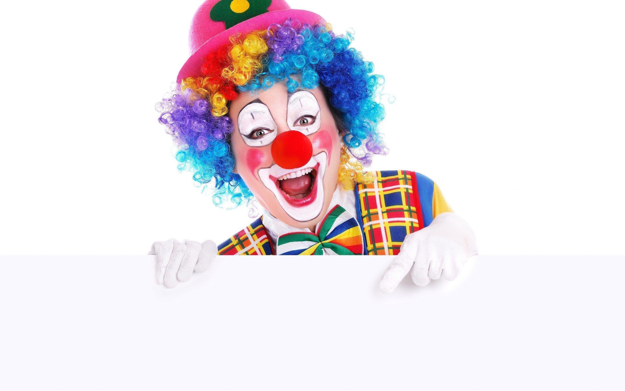 Free clown wallpapers wallpaper cave for Clown schminken bilder