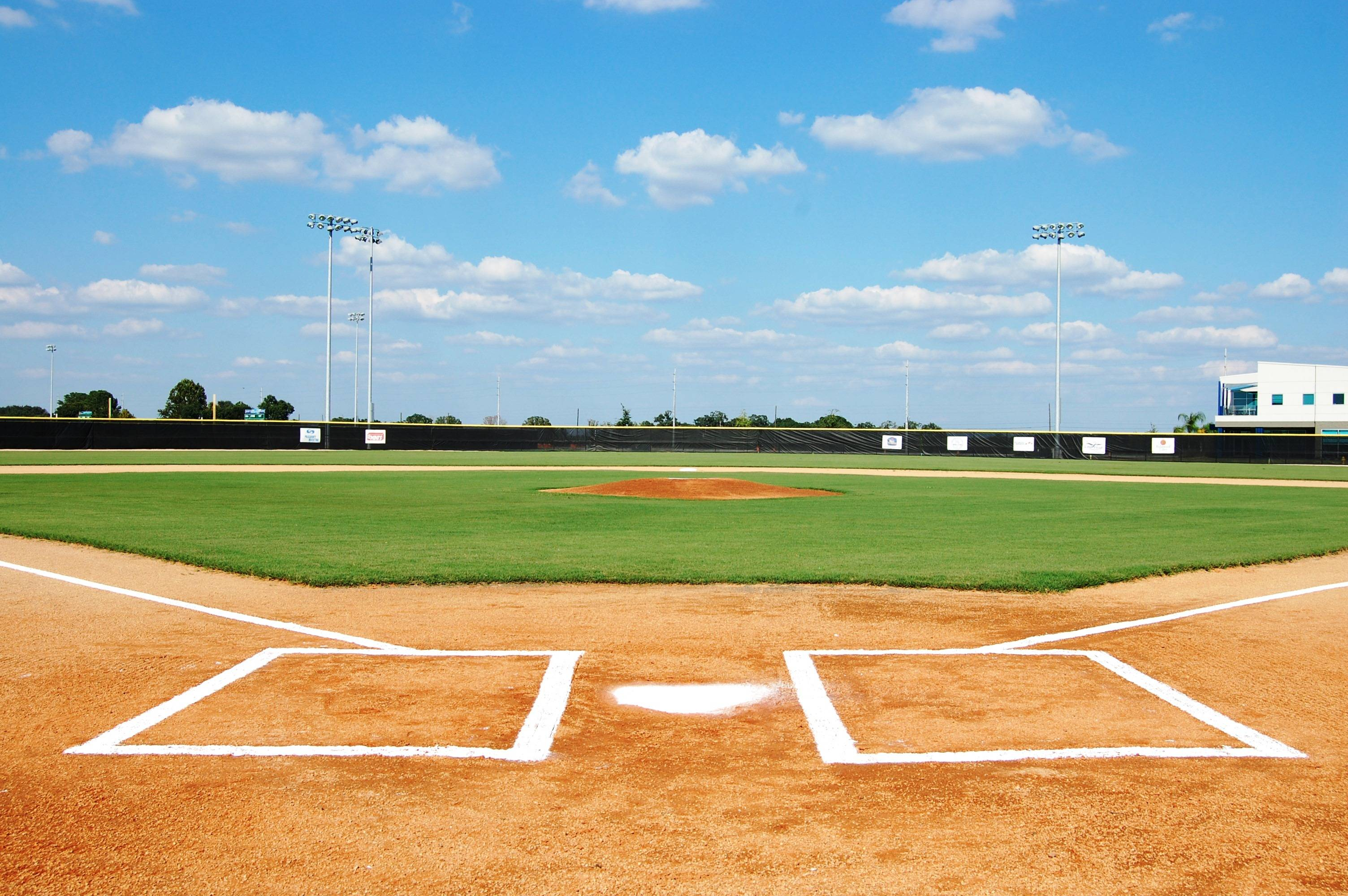 baseball field wallpapers wallpaper cave