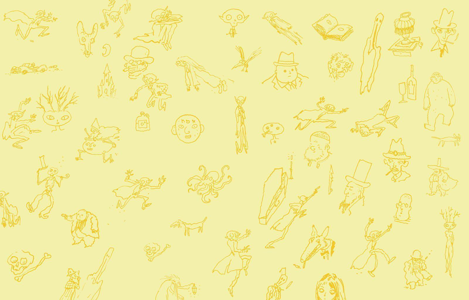 Yellow Wallpapers 11691 Widescreen | Areahd.