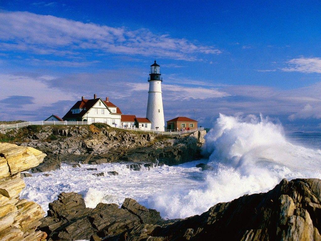 lighthouse desktop wallpaper 7900 - photo #4