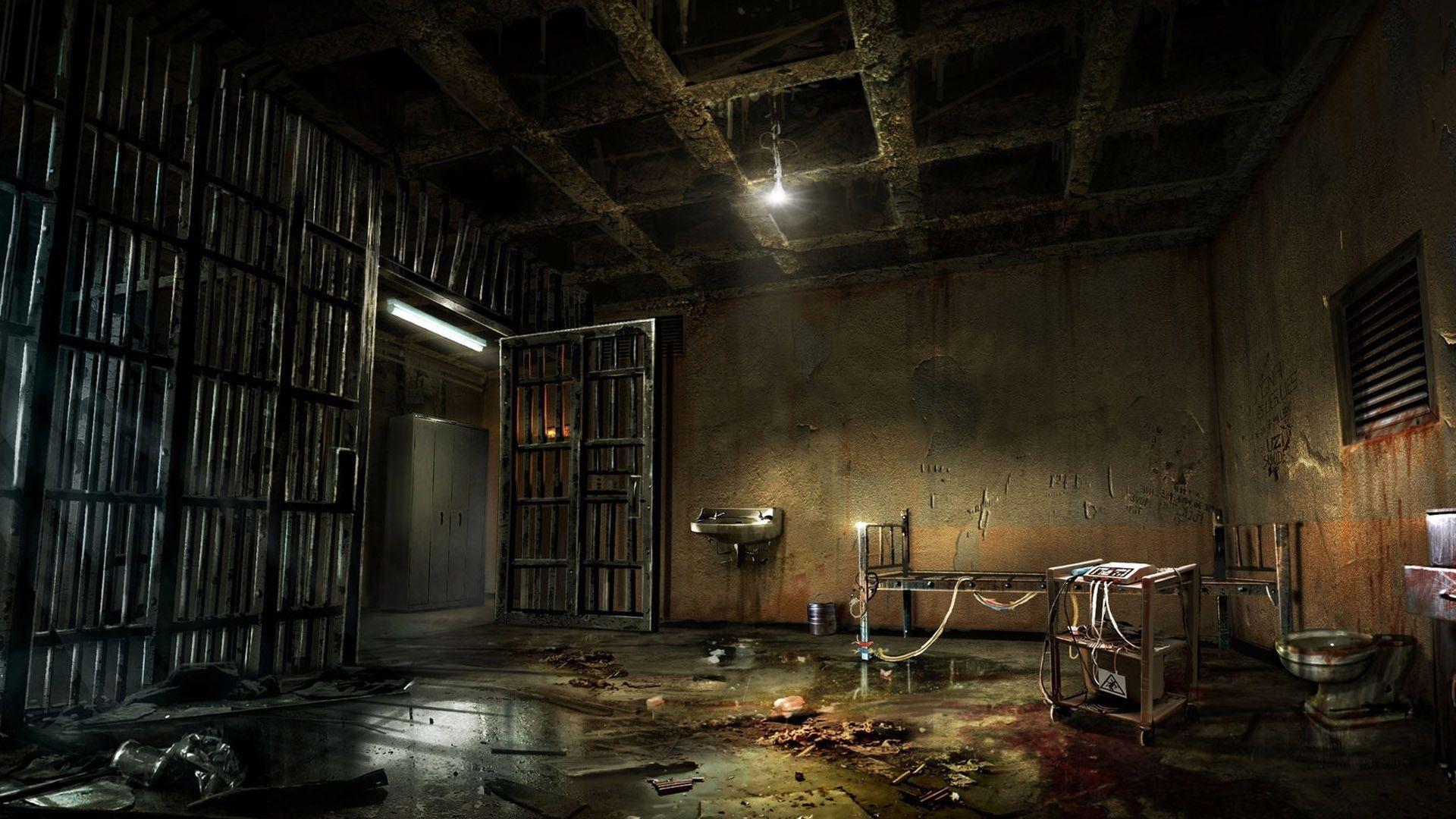 Bunker Room Game