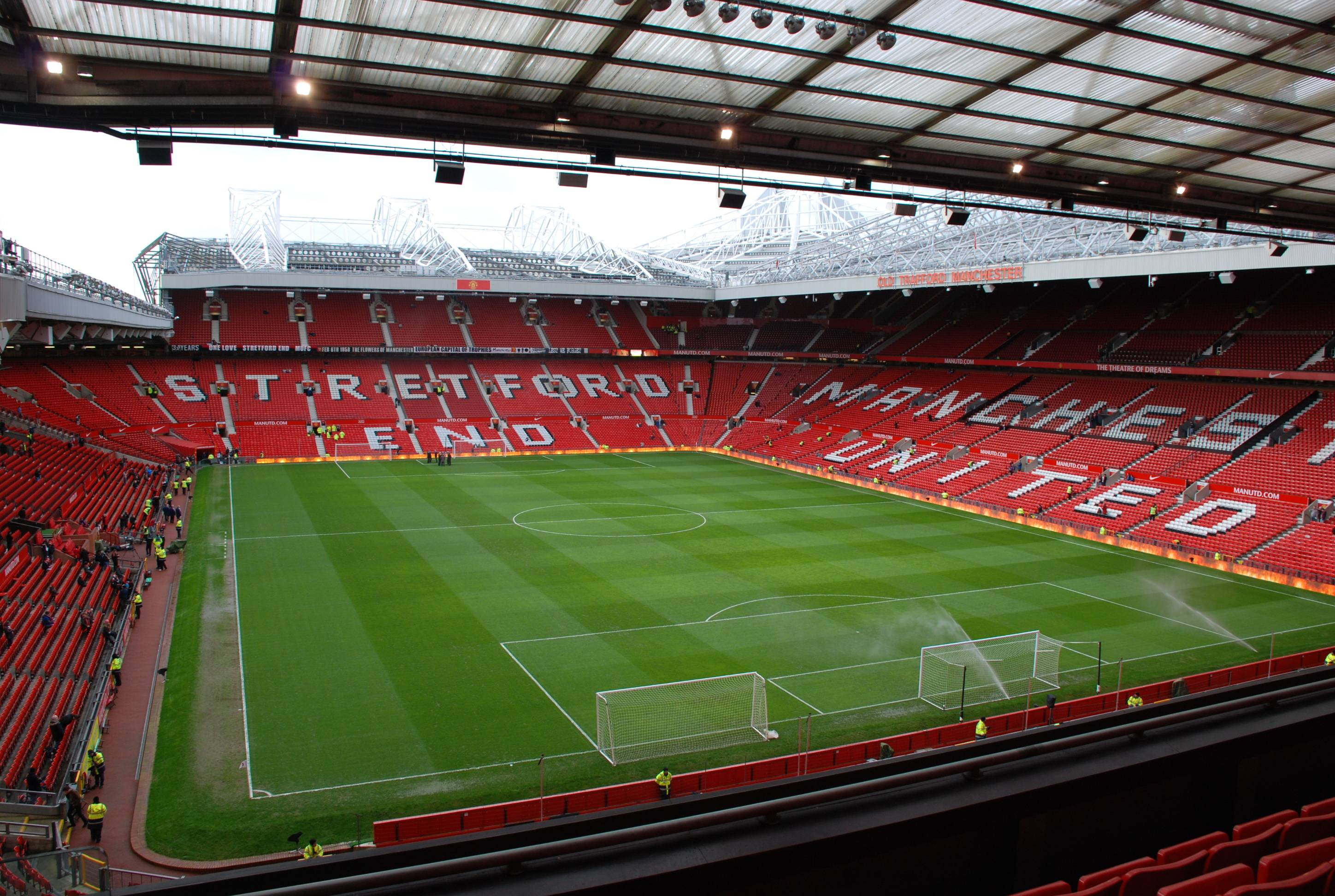 Old Trafford Image